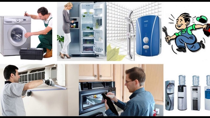 dịch vụ lắp đặt, bảo dưỡng máy lạnh tại nhà