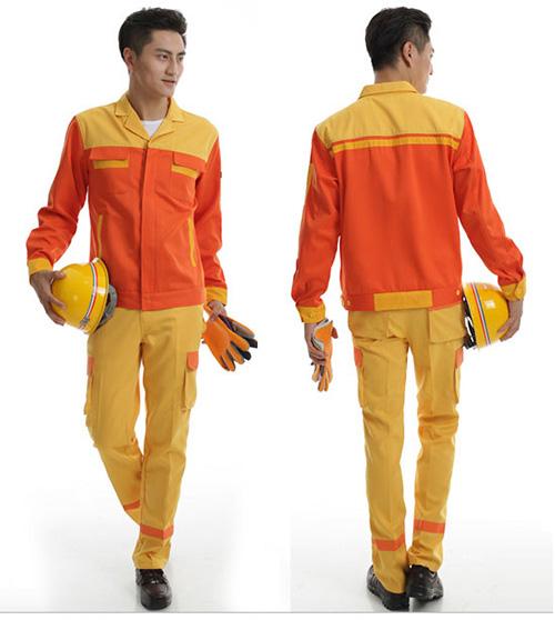 Quần áo bảo hộ lao động 2