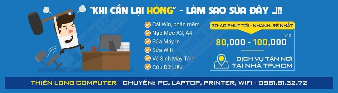 Top 20 dịch vụ sửa máy tính bàn, sửa laptop tại nhà uy tín TPHCM 3