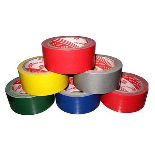 Các màu của băng keo vải trên thị trường
