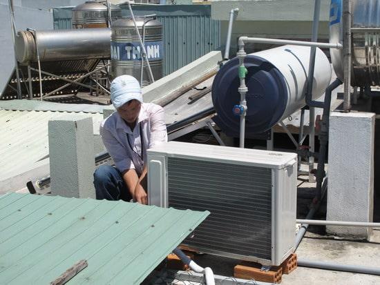 Báo giá sửa chữa máy lạnh