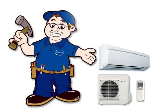 Top 5 địa chỉ sửa máy lạnh quận 7 tại nhà, uy tín TPHCM 3