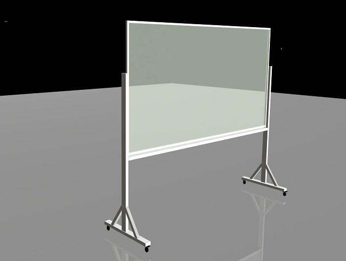 bảng kính di động