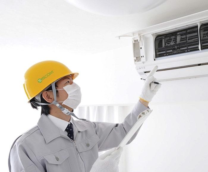 Top 5 địa chỉ sửa máy lạnh quận 7 tại nhà, uy tín TPHCM 1