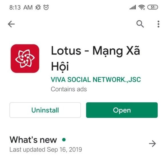 cách tải ứng dụng lotus bằng Ch play và App store