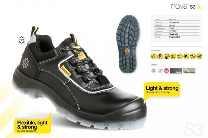 giày bảo hộ Jogger 6