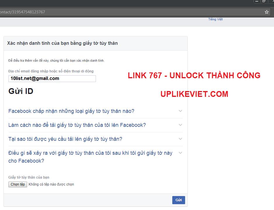 Link 767 - link contact facebook 767 FAQ thành công 100% 1