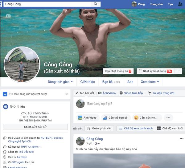 cách tăng lượt theo dõi thật facebook