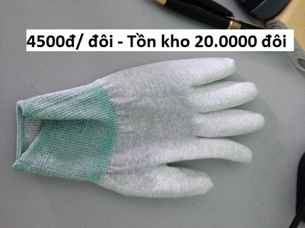 găng tay chống tĩnh điện giá sỉ