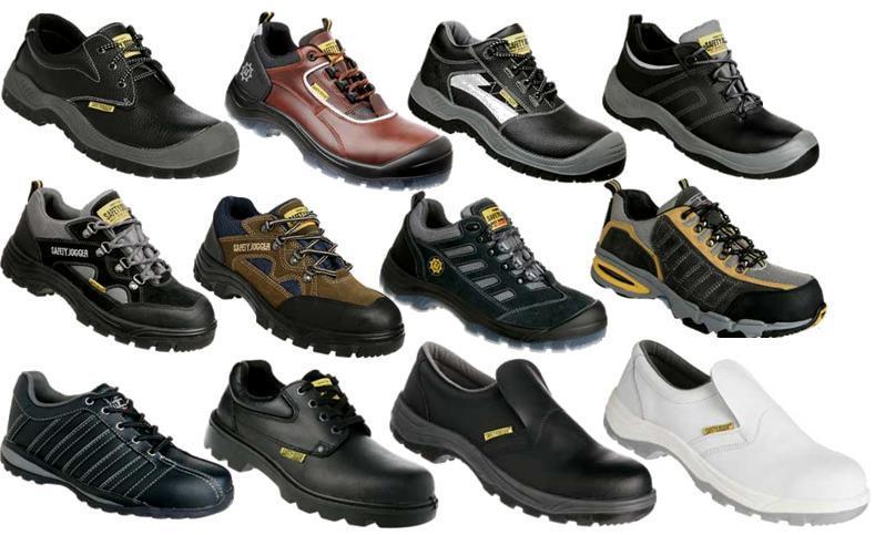 mẫu giày bảo hộ lao động năm 2019-2020