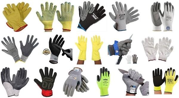 Top 5 xưởng sản xuất găng tay len bảo hộ giá sỉ, Uy tín