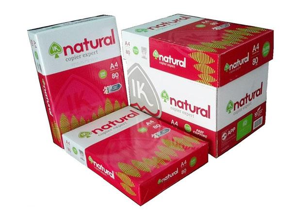 Nhà phân phối cấp 1 giấy Ik Natural tại TPHCM và Bình Dương