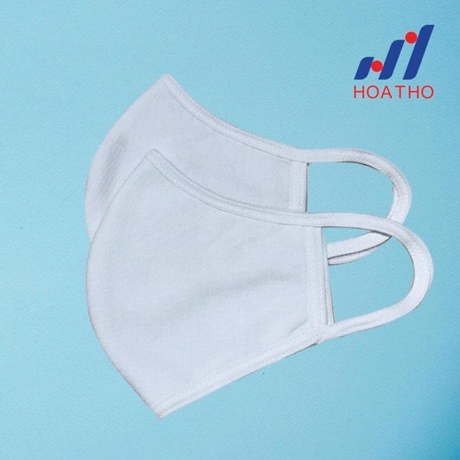 Top 3 đại lý bán khẩu trang vải HÒA THỌ kháng khuẩn, chống bụi