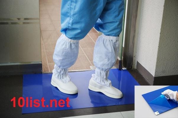 Top 4 công ty bán thảm dính bụi phòng sạch uy tín TPHCM