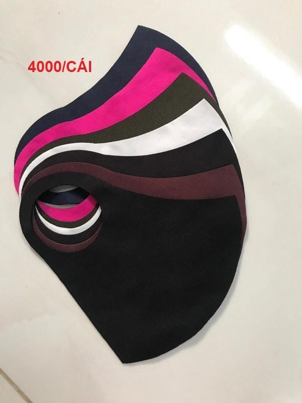 khẩu trang vải su Hàn Quốc
