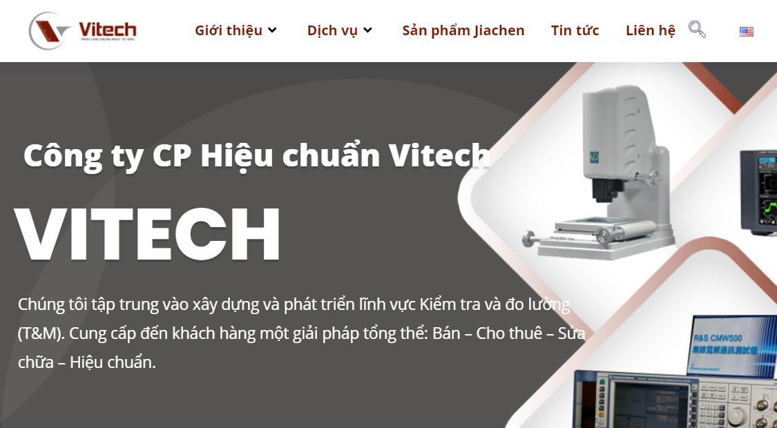 Top 10 công ty hiệu chuẩn thiết bị uy tín nhất TPHCM 7