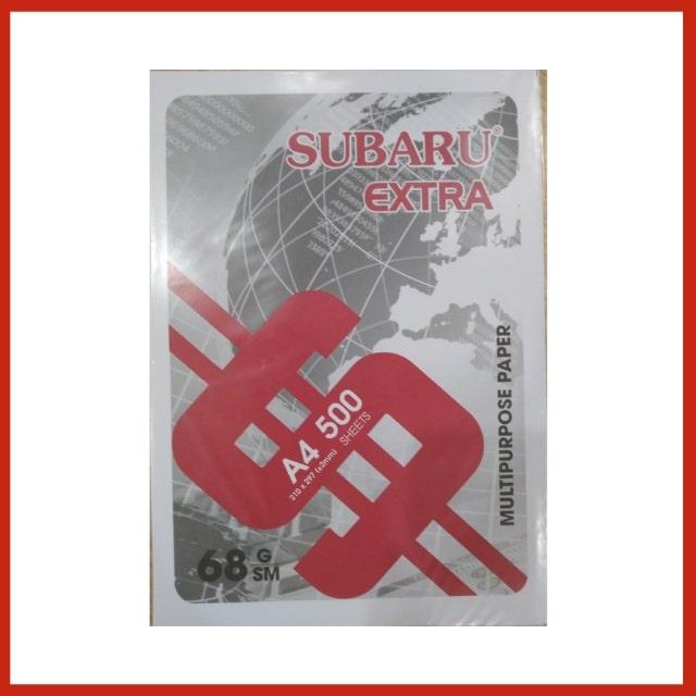 Top 5 đại lý bán giấy in Subaru A4 62,68,70 Gam giá sỉ 3