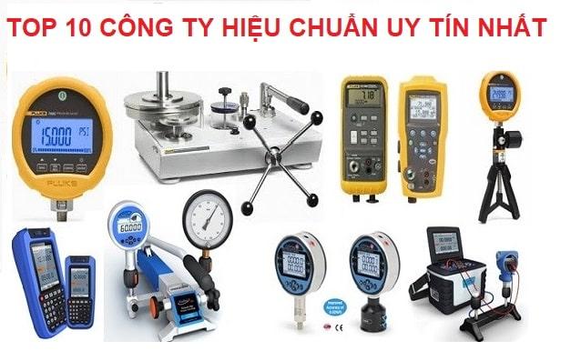 Top 10 công ty hiệu chuẩn thiết bị uy tín nhất TPHCM 5